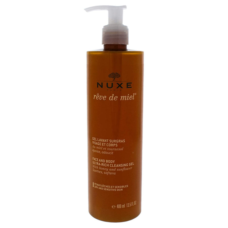 Nuxe Reve de Miel Face and Body Ultra Rich Cleansing Gel
