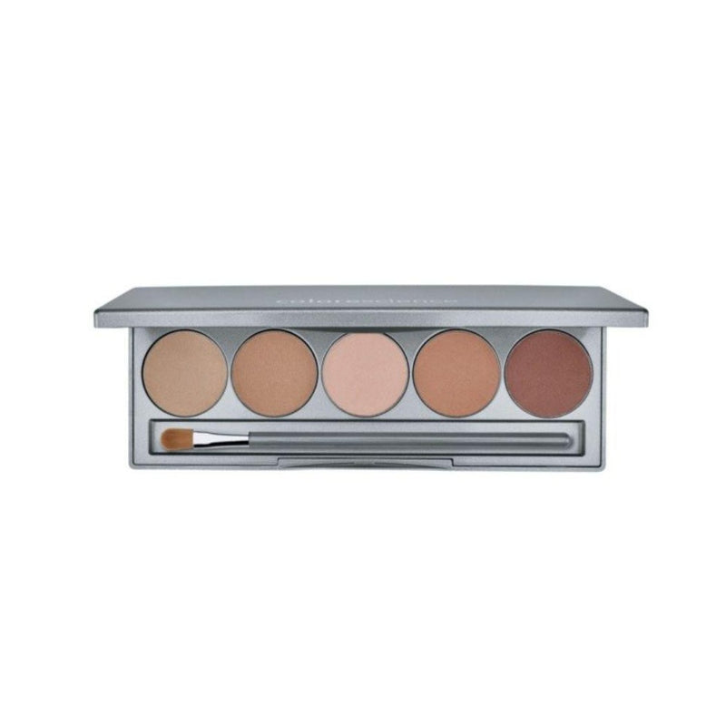 colorescience pressed mineral corrector palette spf 20 shop at exclusive beauty club