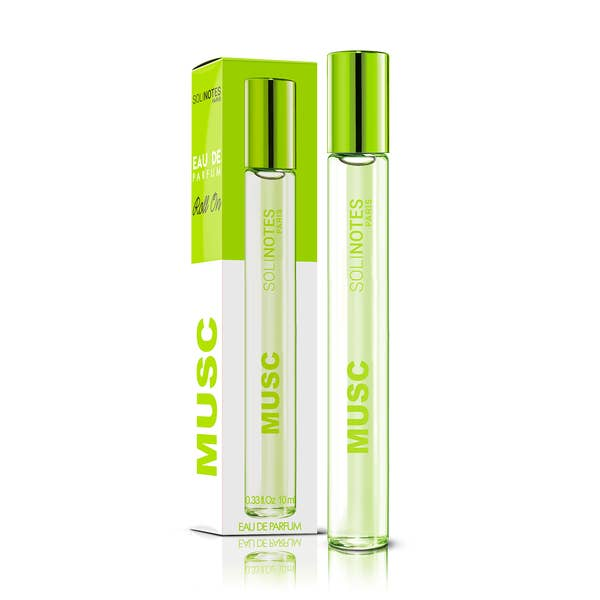 Solinotes Paris Roll-on Eau de Parfum Musk