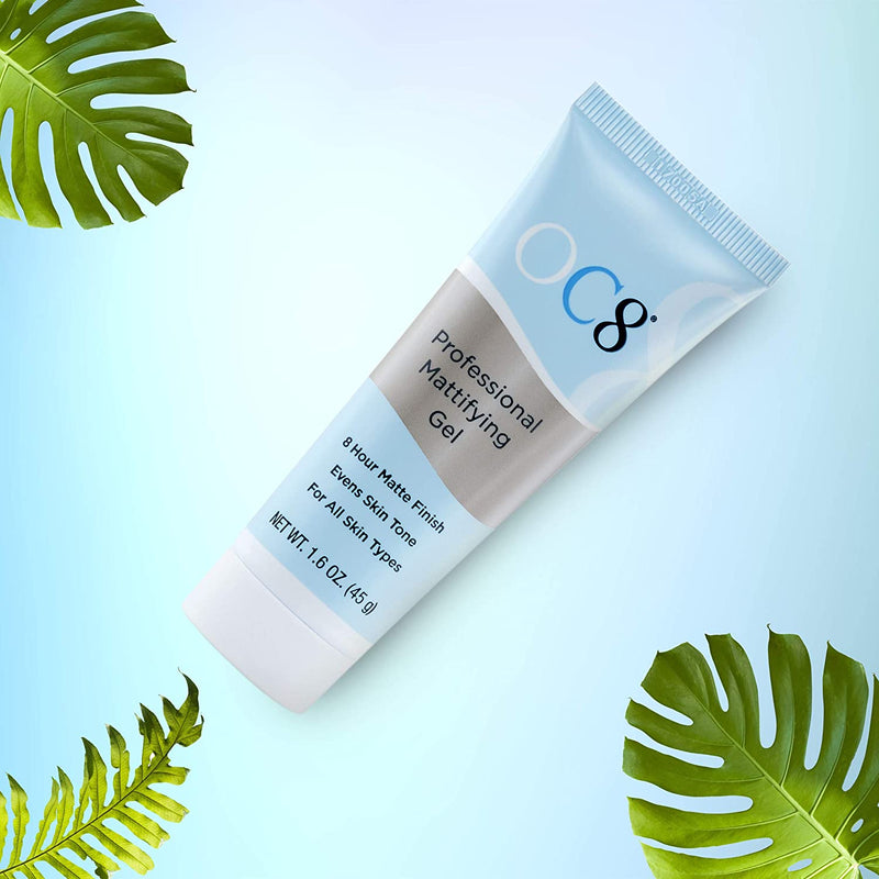 OC8 Mattifying Gel Shop On Exclusive Beauty Club Skinacre
