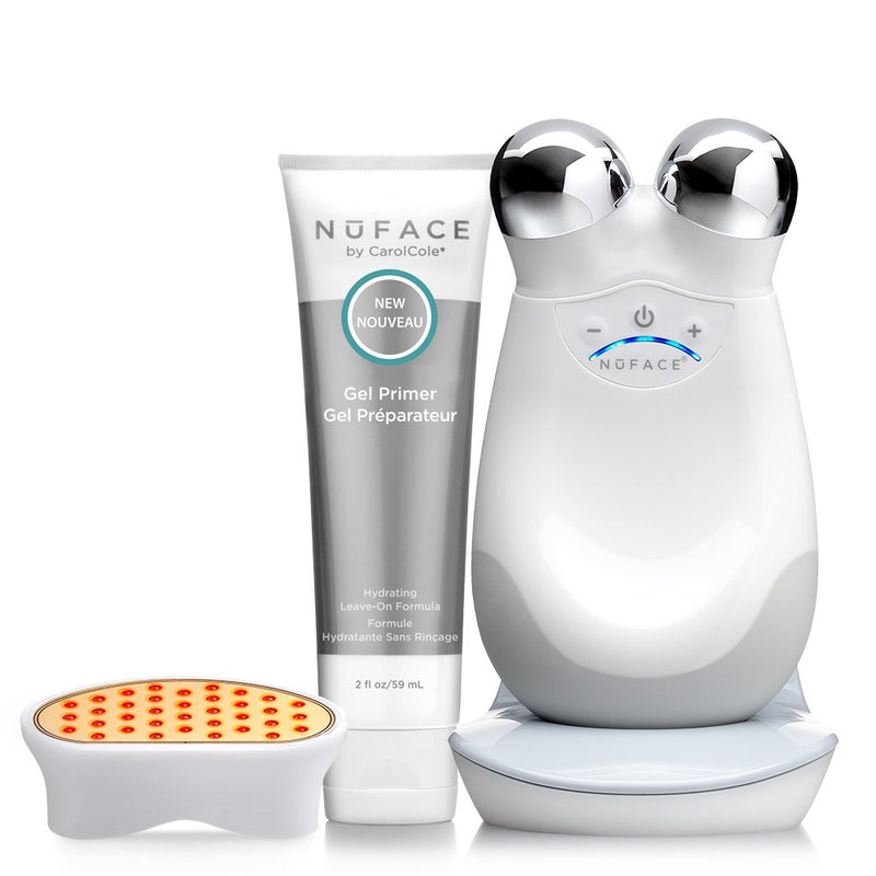 NuFace Red Light Facial Toning Kit