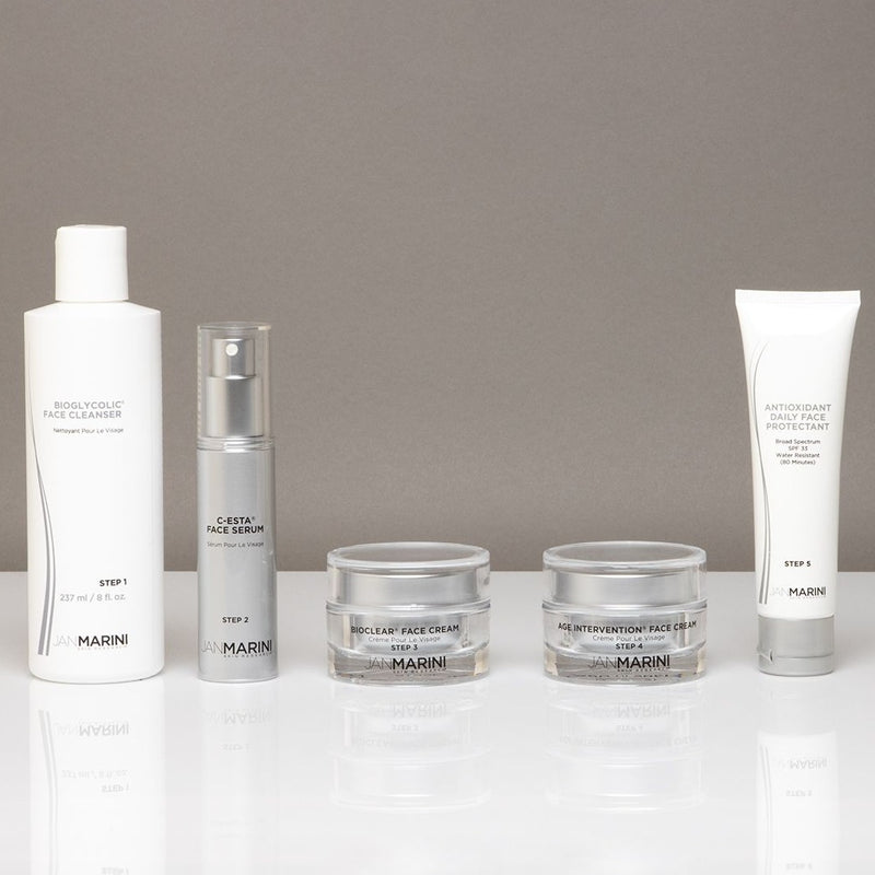 exclusive beauty club Jan Marini  Skincare Management System - Dry to Very Dry Skin