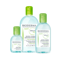 Bioderma Sebium H2O Exclusive Beauty Club shop online skin care on Exclusive Beauty Club Skincare Products