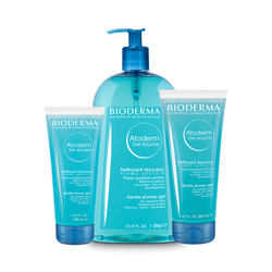 Bioderma Atoderm Shower Gel on Exclusive Beauty Club shop online skin care