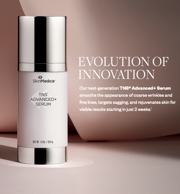Skinmedica TNS Advanced + Serum New Skincare On Exclusive Beauty Club Face Serum