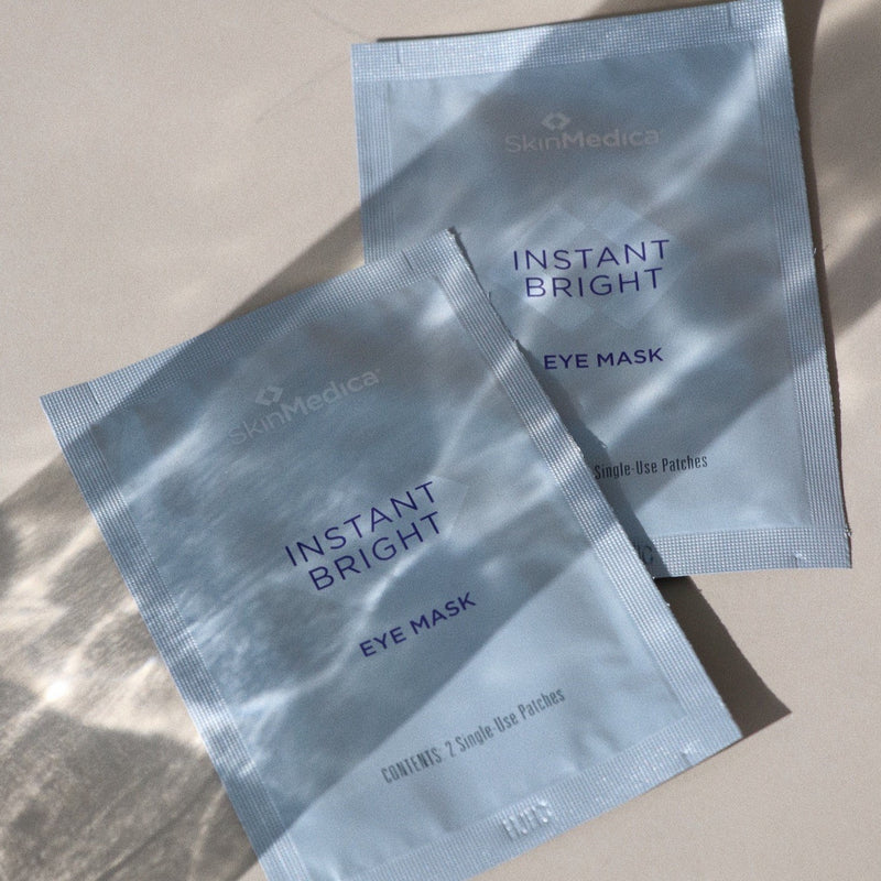 SkinMedica Instant Bright Eye Mask (6 Piece)