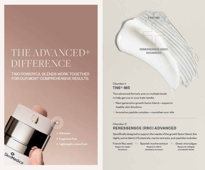 SkinMedica TNS Advanced+ Serum (with FREE Gift Valued at $300)