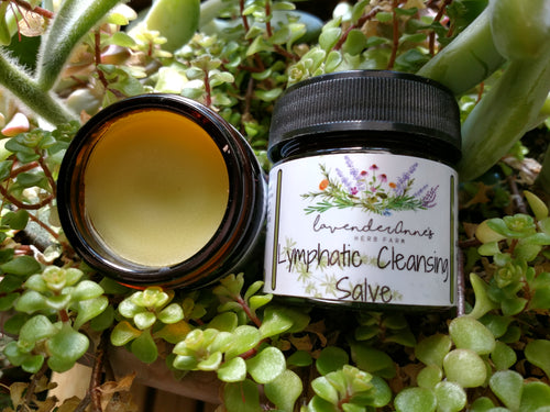 Lymphatic Cleansing Salve