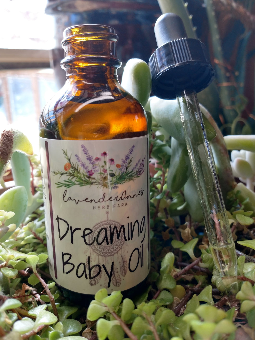 Dreaming Baby Oil