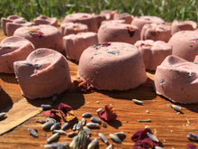 Lavender Rose Bath Bomb