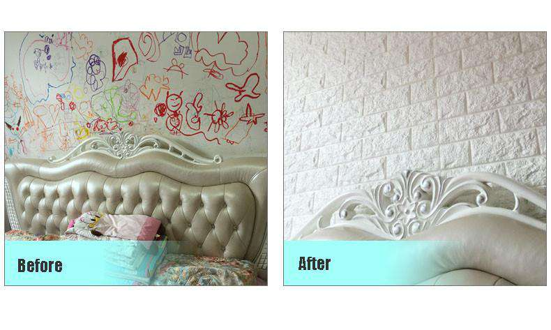 DIY Self Adhesive 3D Wall Stickers