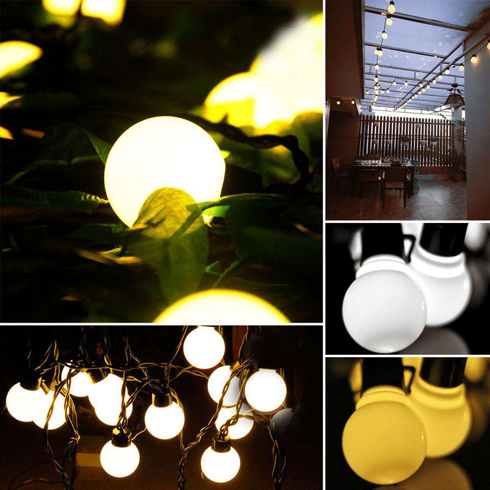 20-LED String Lights (5m)