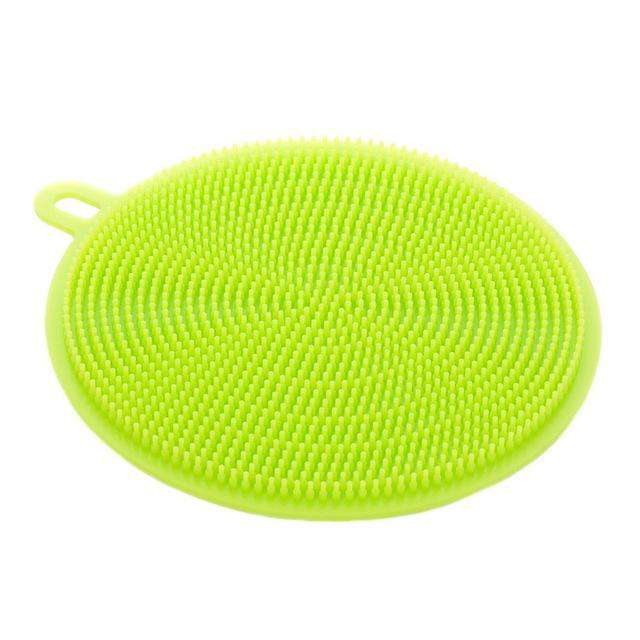 Silicone Dish Cleaning Pad