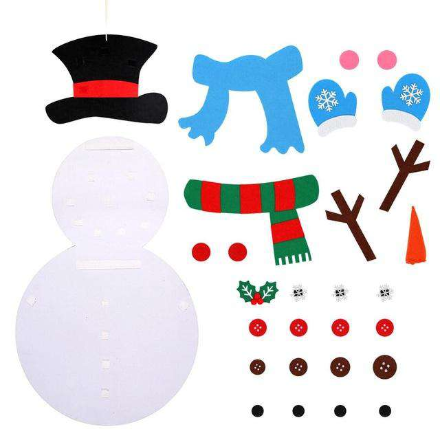Snowman Wall Decor