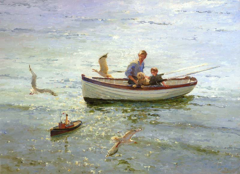 'Messing About in Boats.'