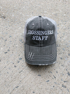 Grossingers Staff Hat