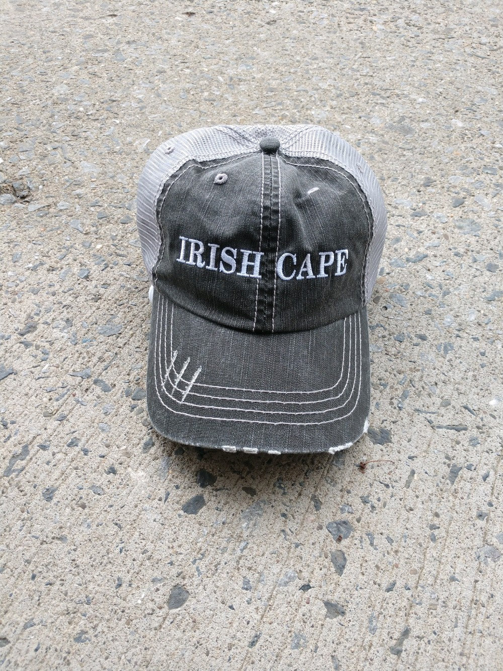 Irish Cape Hat