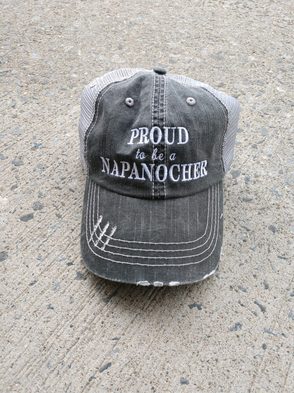 Proud To Be A Napanocher Hat