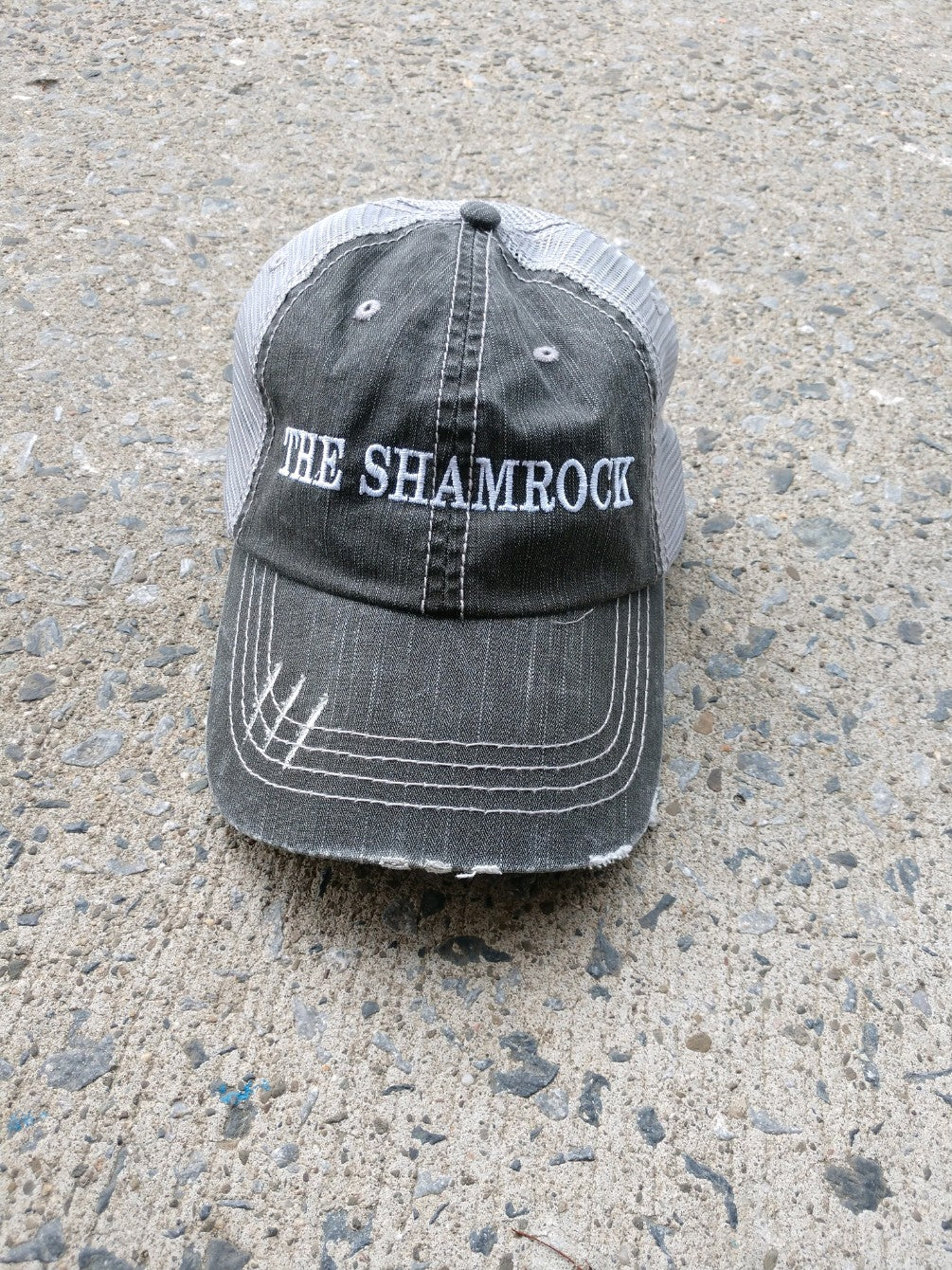 The Shamrock Hat