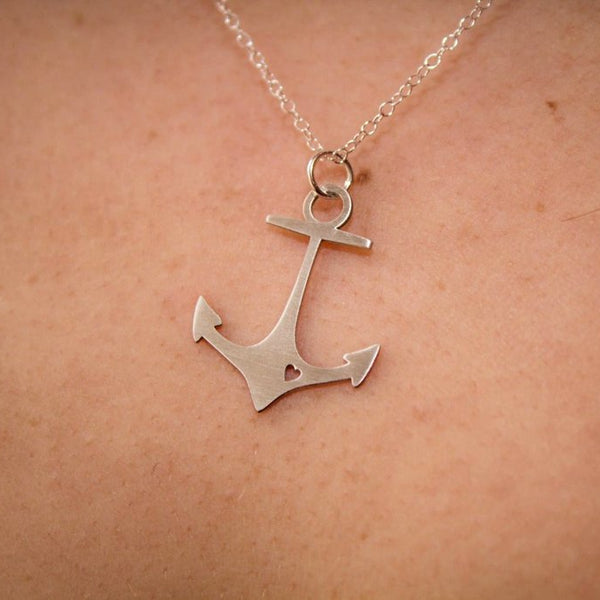 Necklace, Anchor