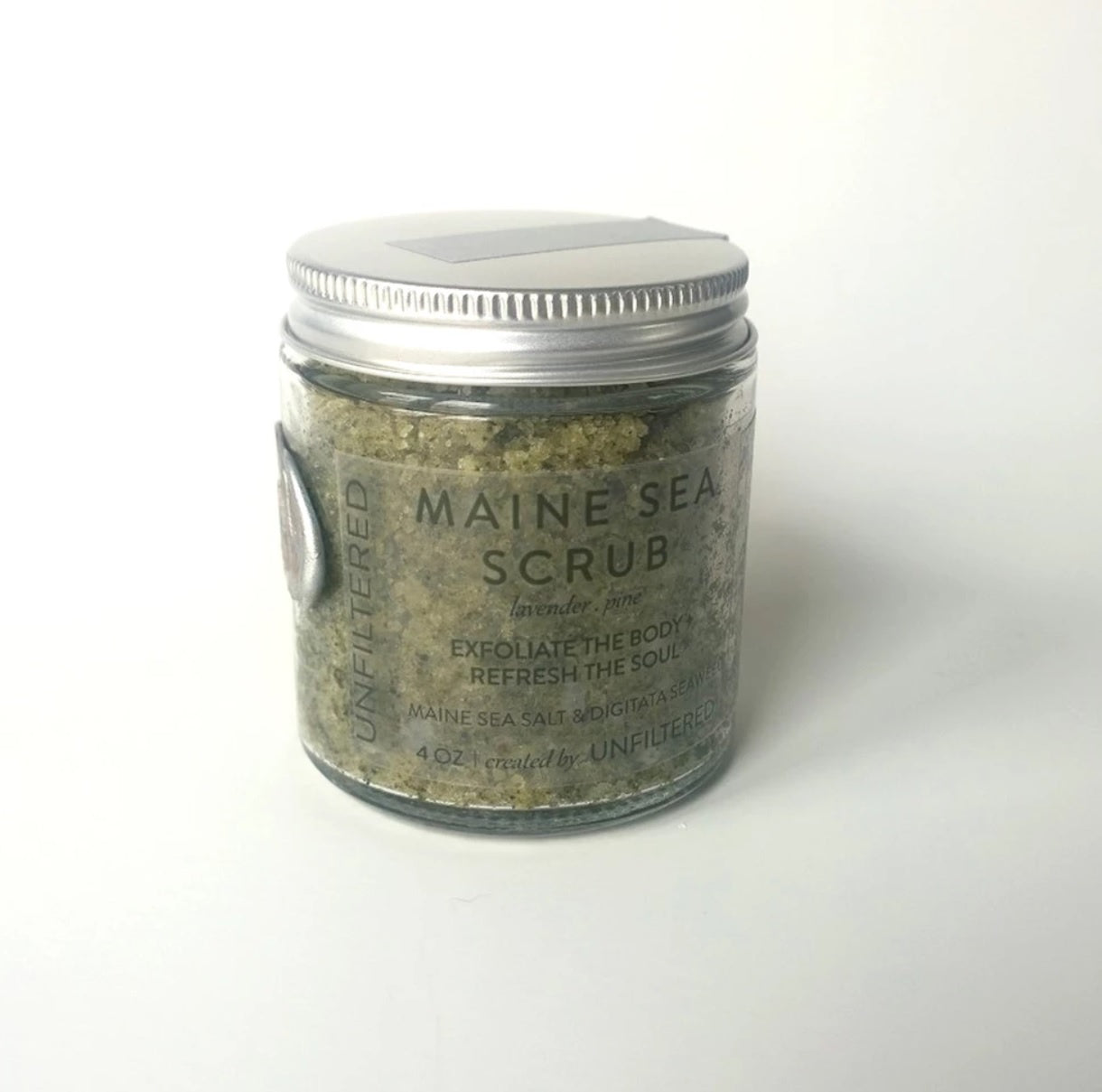 Maine Sea Scrub 4 oz