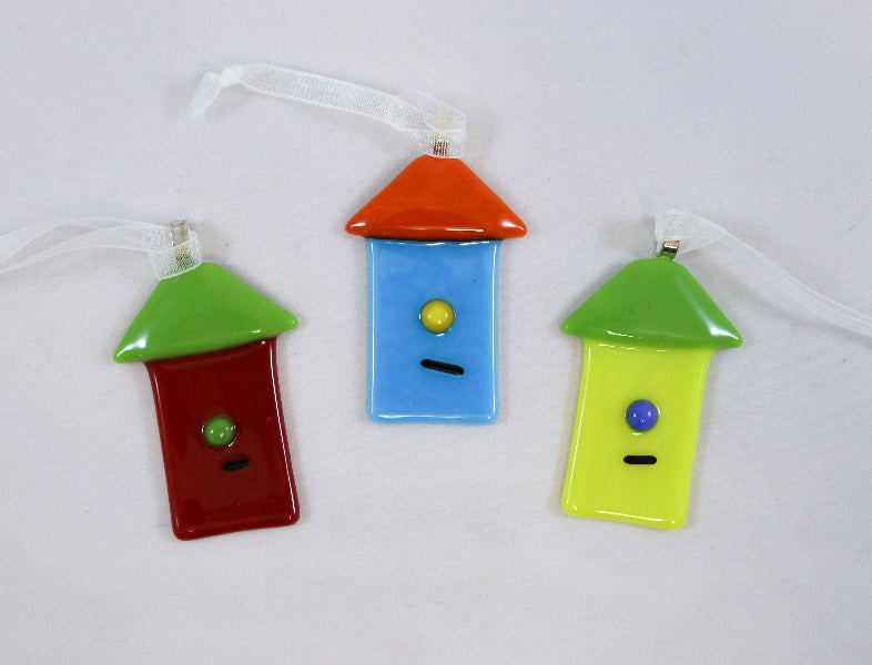 Birdhouse Ornament