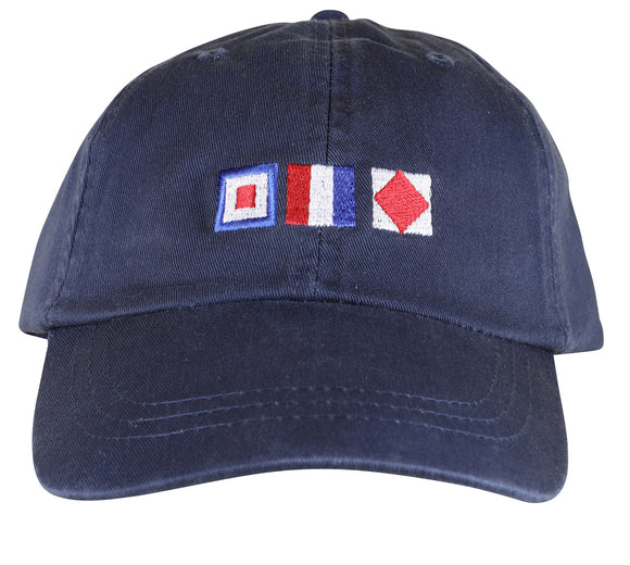 WTF Hat on True Navy
