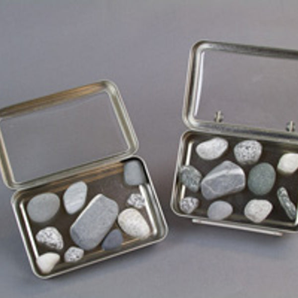 10 Rock Magnet Set - Large