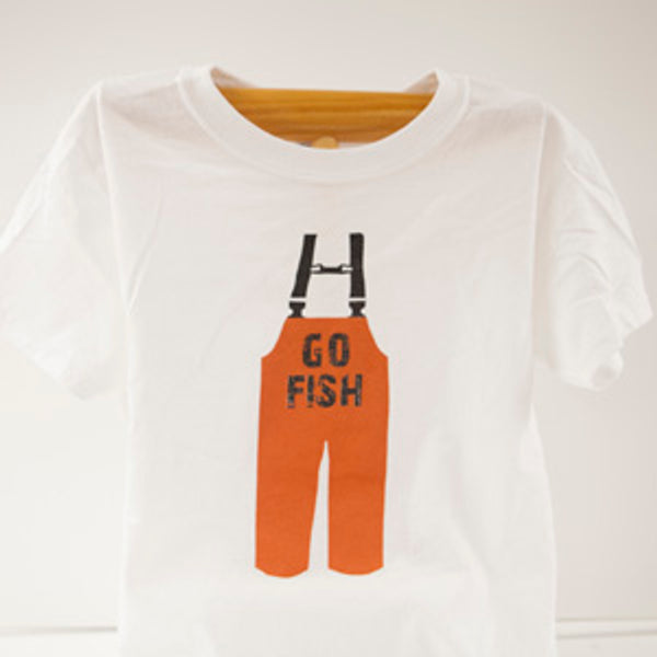 Lobster Fishing Kid's T-shirt