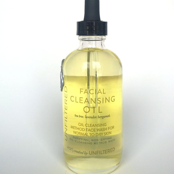 Facial Cleansing Oil 4 oz