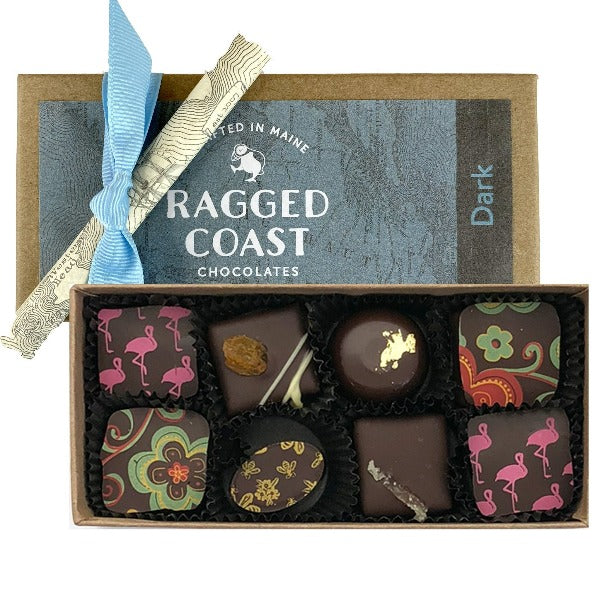 8-piece Ragged Coast Truffles
