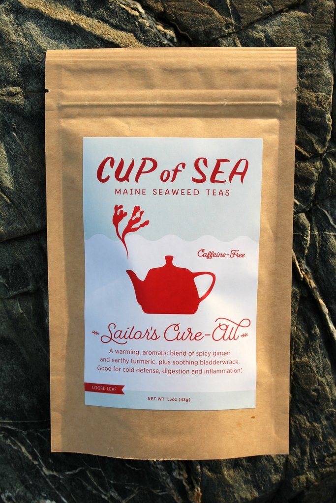 Sailors Cure All Tea by Cup of Sea