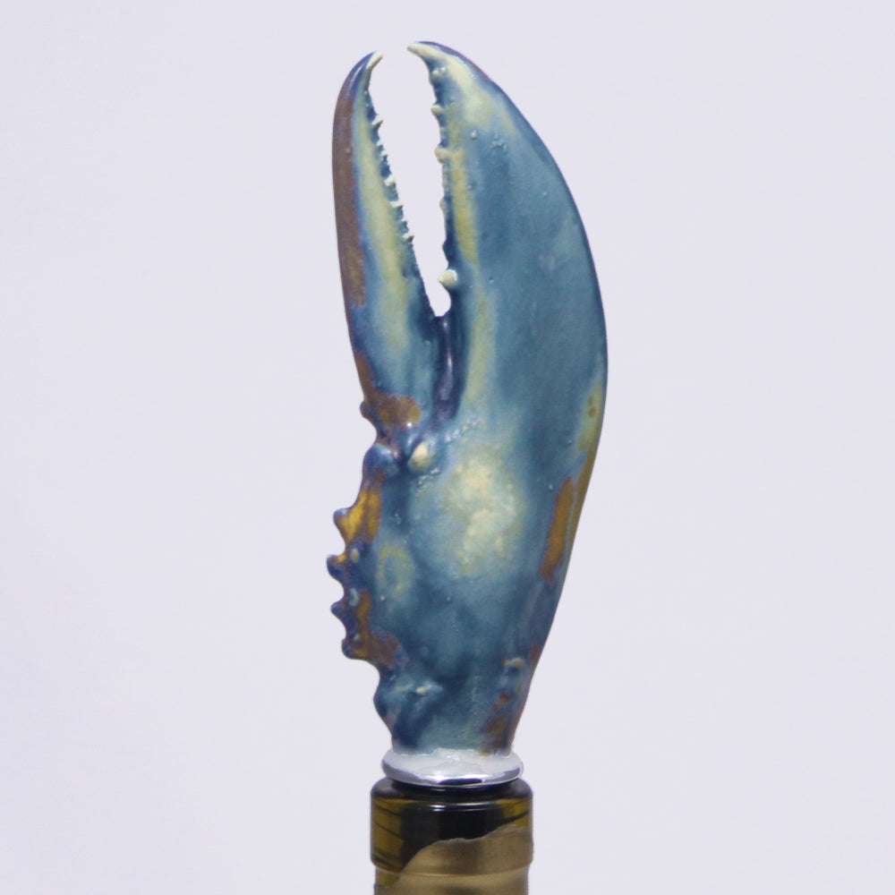 Lobster Claw Bottle Stopper