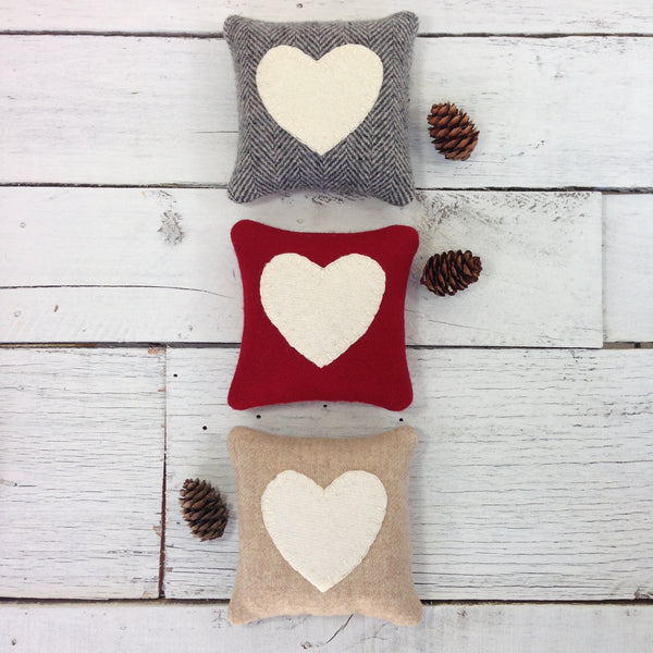 Heart Balsam Pillow