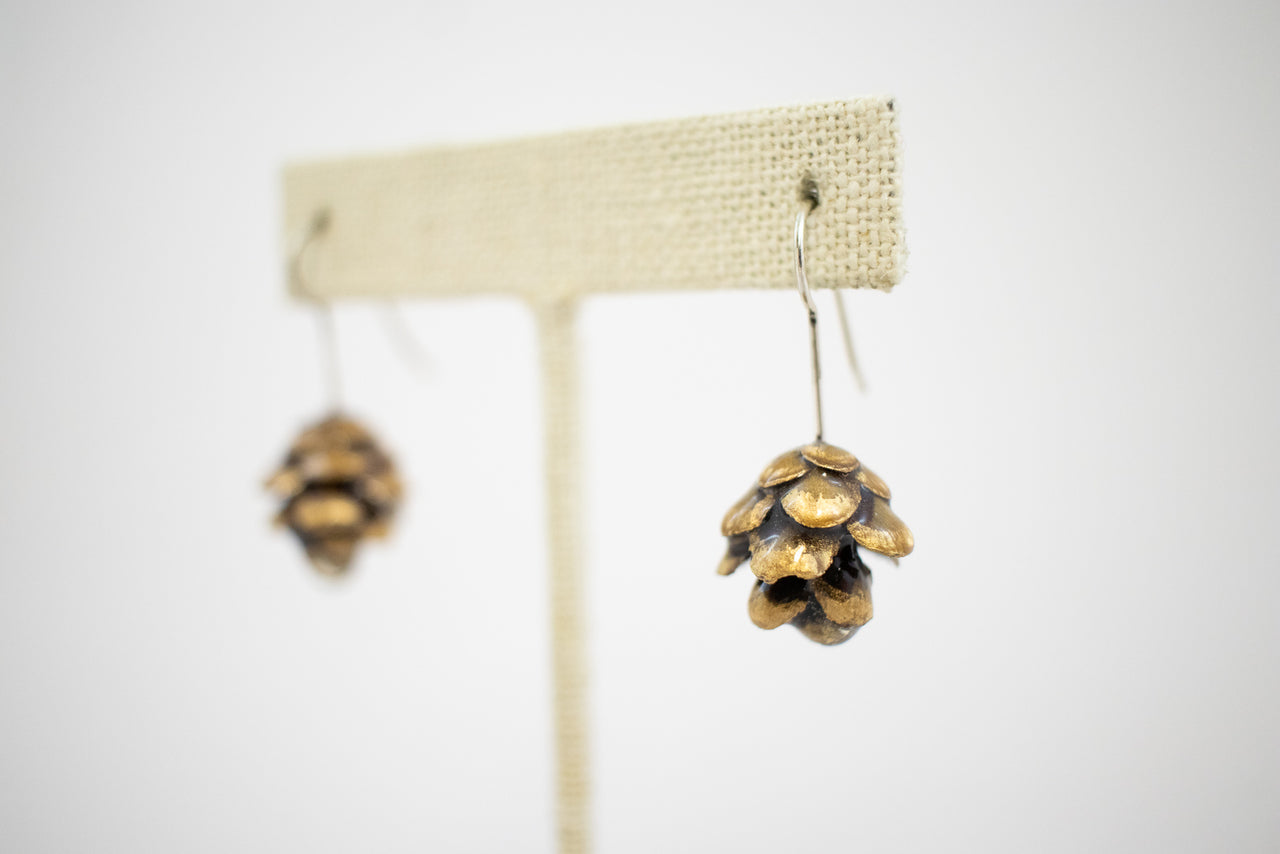 Pinecone Dangle