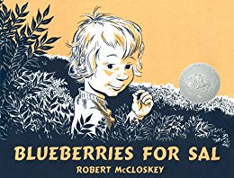 Blueberries for Sal Paperback
