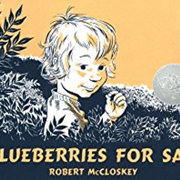 Blueberries for Sal Hardcover