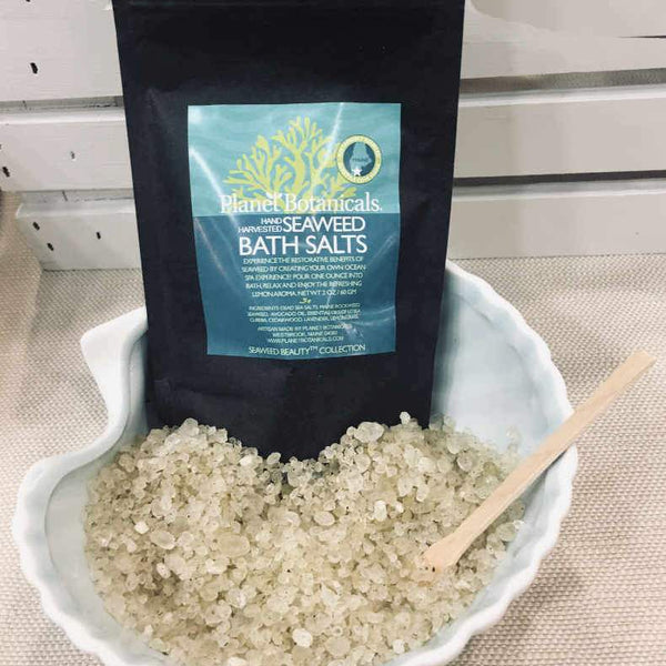 Seaweed Bath Salts