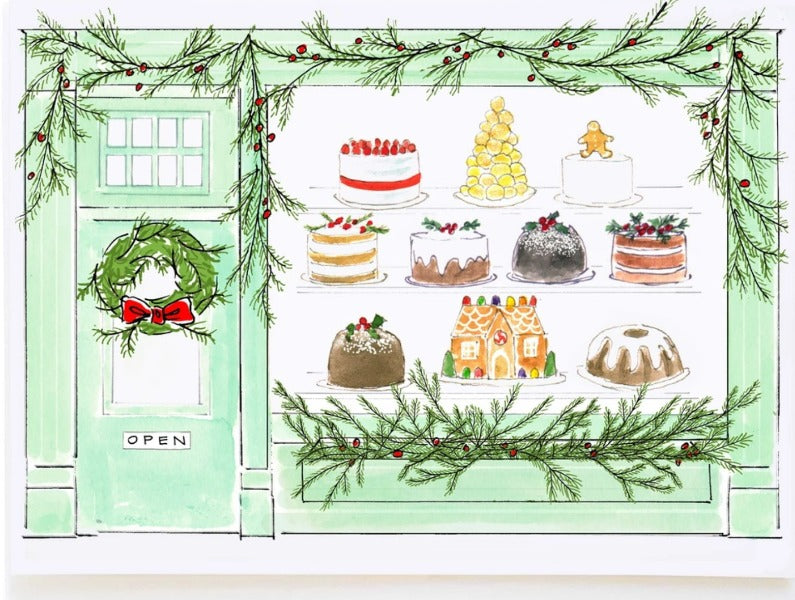 Boxed Christmas Card Set