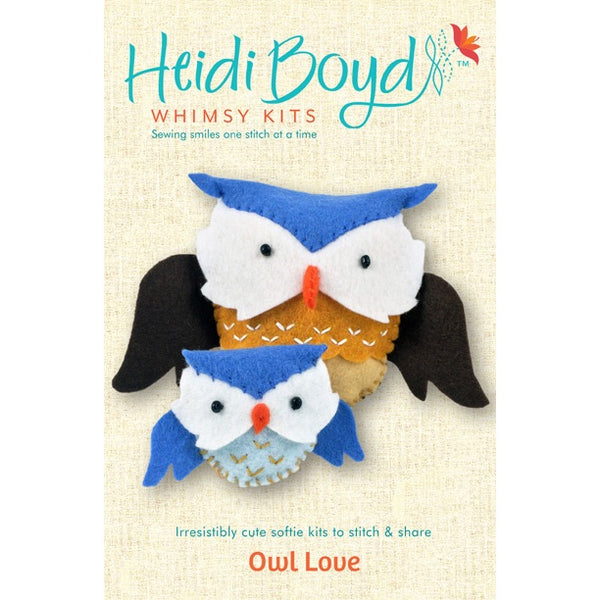 Owl Whimsy Kit