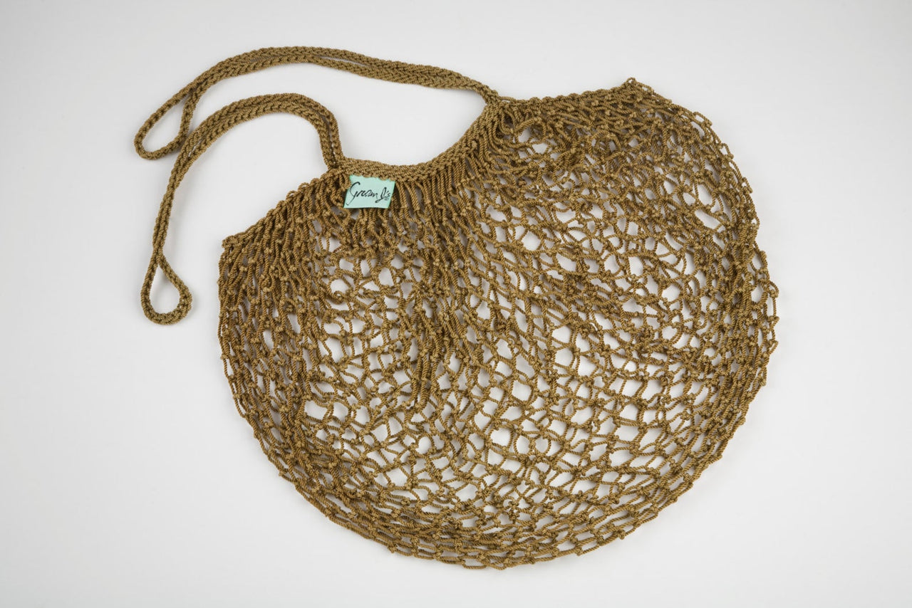 Traditional Netted Shopping Bag