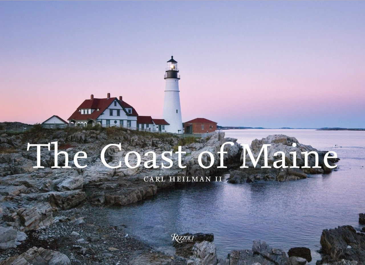 The Coast of Maine Hard Cover