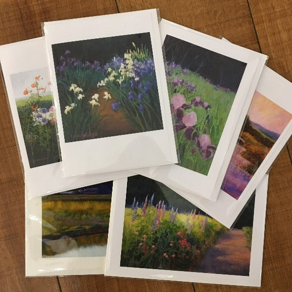 Botanical Image Card 10 Pack
