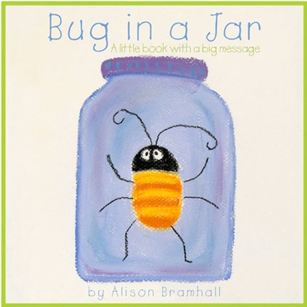 Bug In a Jar Book