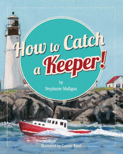 How to Catch a Keeper w Activity Book