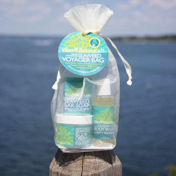 Maine Seaweed Voyager Bag