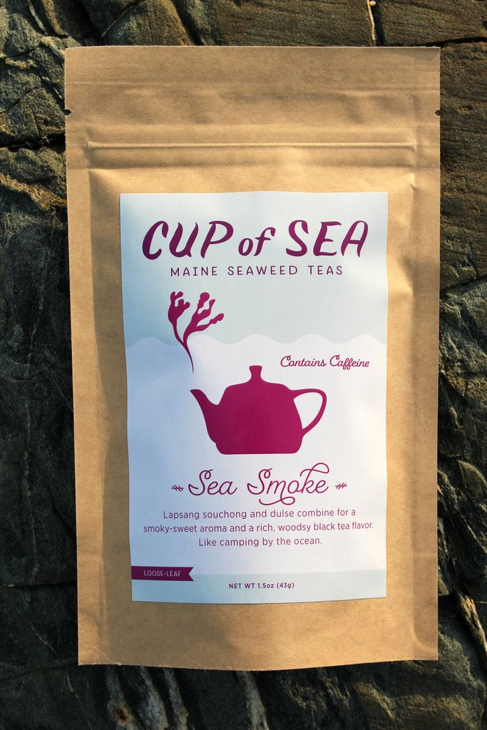Sea Smoke Tea by Cup of Sea