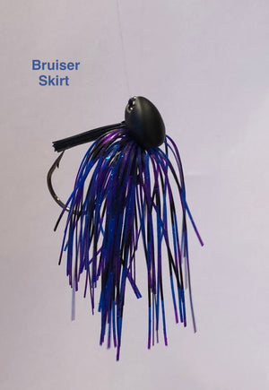 Brushy O'tool - Black Head (3 Skirt Options)