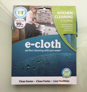 E-Cloth™ Kitchen Cleaning Pack