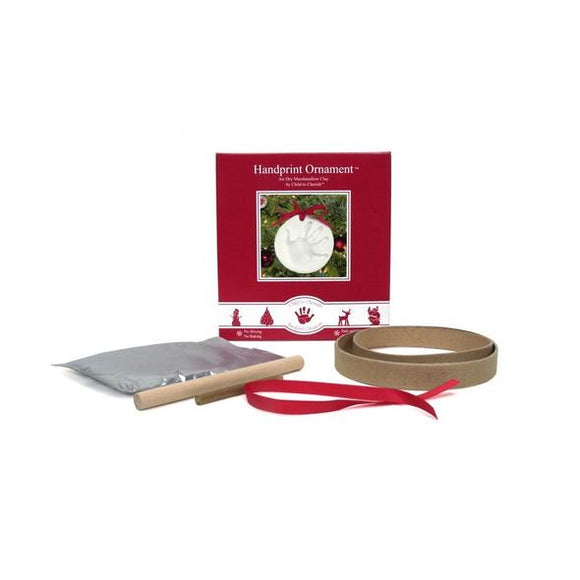 Child to Cherish: Handprint Ornament Kit